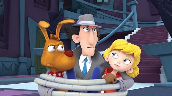 Inspector Gadget