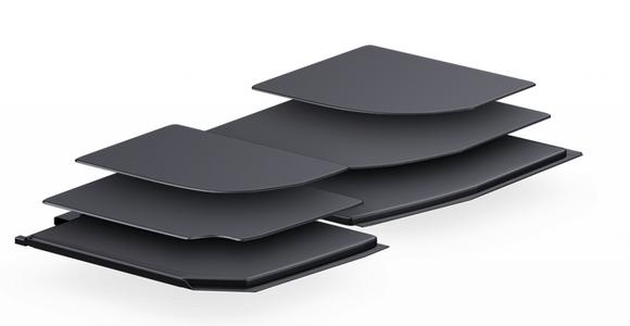 Apple Macbook Terraced Batteries