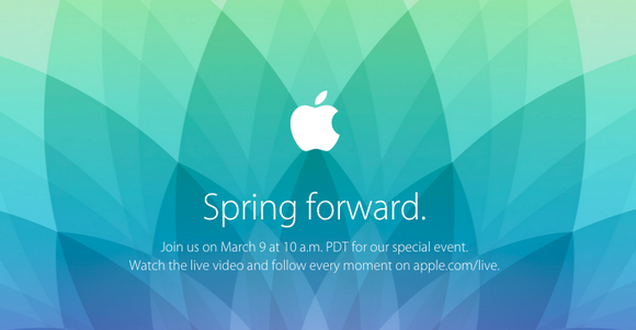 Apple Watch Launch Event Invite