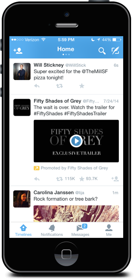 Promoted Video Twitter
