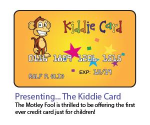 Kiddie Card Ad