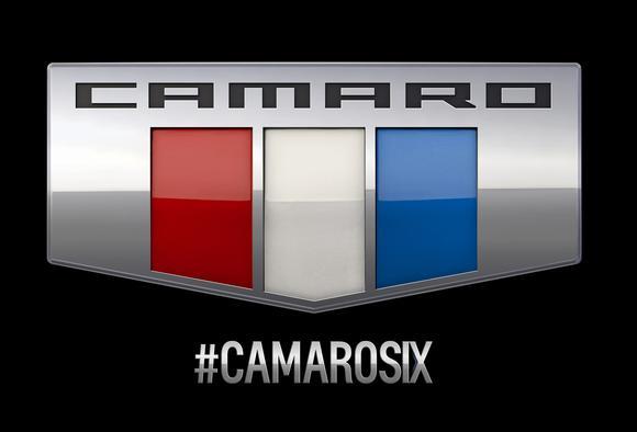Camarosix Badge