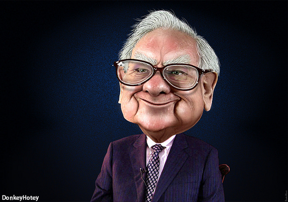 Buffett Painting For Berkshire Like Companies