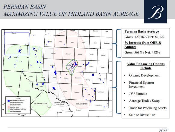 Breitburn Energy Partners Lp Permian Basin