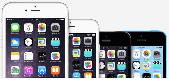 Apple Iphone Lineup