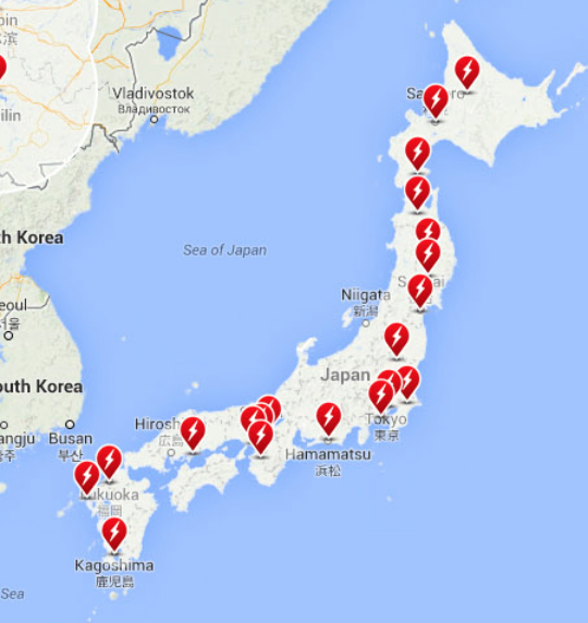 Japan Superchargers By