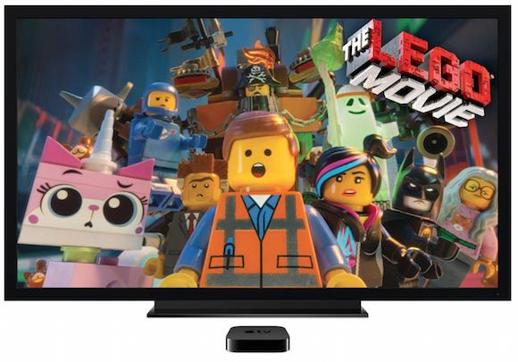 Apple Tv Lego