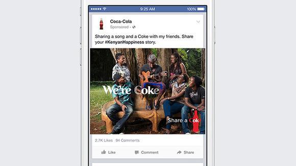 Facebook Creative Accelerator Ad