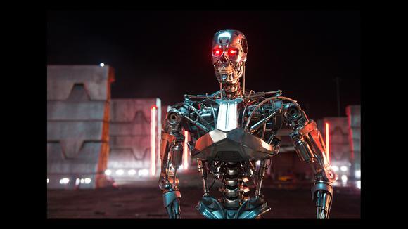 Terminator Genisys Pic