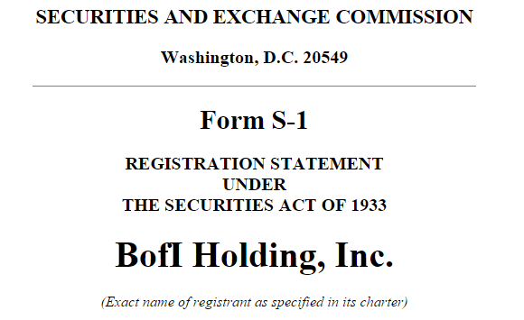 SEC Form S-1: What Is It? Why Is It Important? - Nasdaq.com