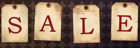 Sale Hang Tags Pixabay