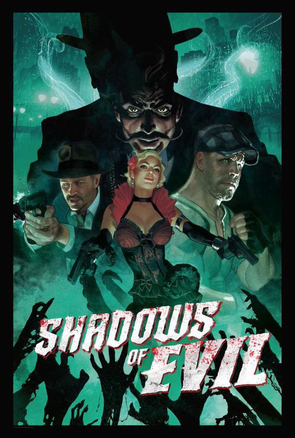 Cod Shadows