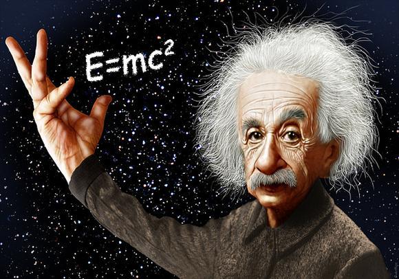 Einstein Flickr User Donkeyhotey