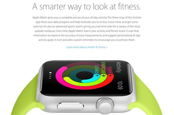 Apple Watch Fitness Hero