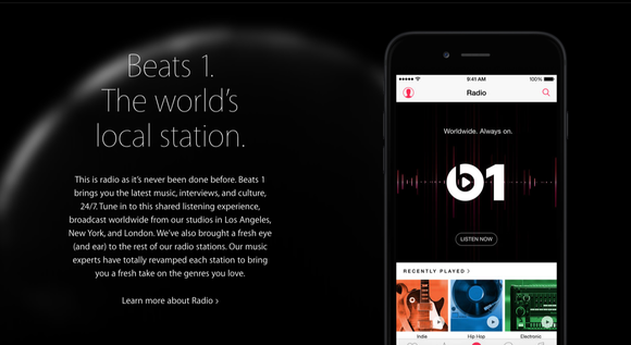 Apple Music Curation Example
