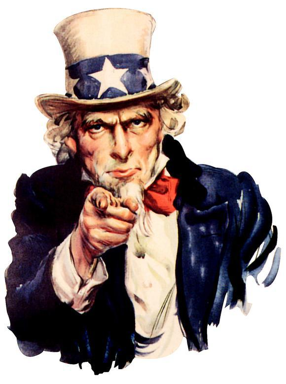 Uncle Sam Wikimedia