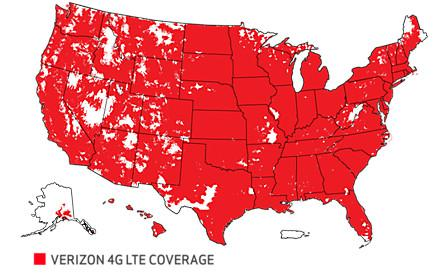 Map Why Vzw Verizon