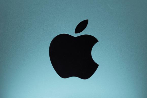Fool Flickr Apple Logo