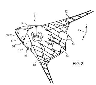 Airbus Donut Patent Filing