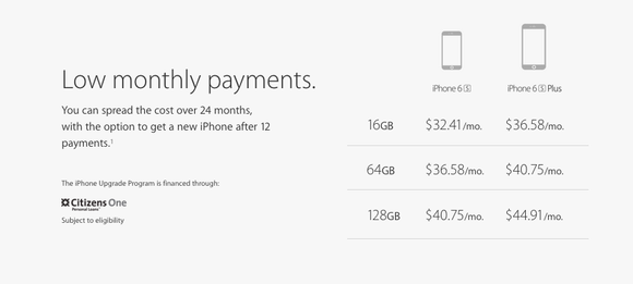 Apple Iphone Installment Plan