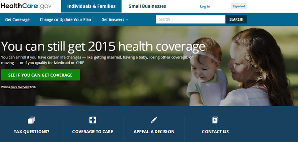 Healthcaregov Sept