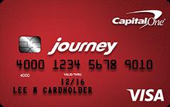 Cap One Journey