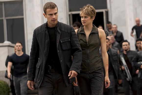 Lionsgate Shailene Woodley Theo James