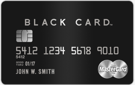 New Black Card