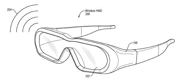 Amazon Virtual Reality Patent