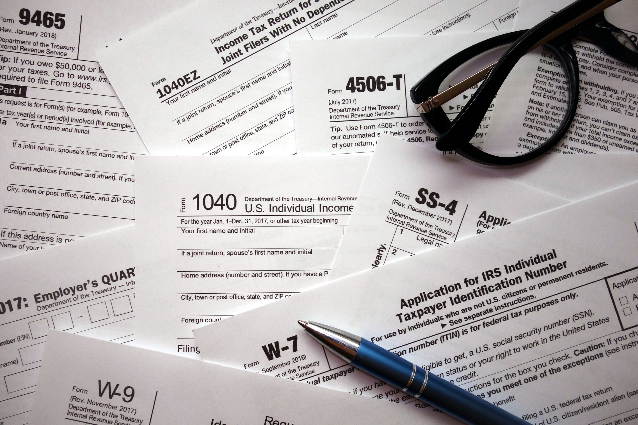 Why Would You Need Form 706? -- The Motley Fool