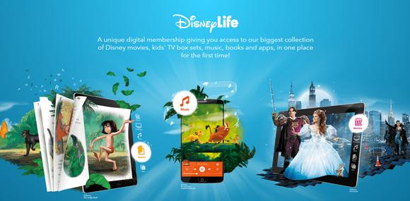 Disneylife Screenshot