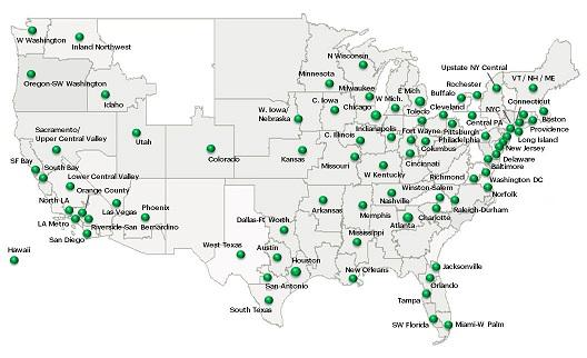Sprint Map