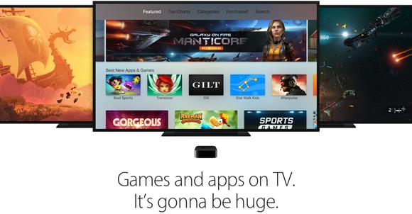Apple Tv Games Apps