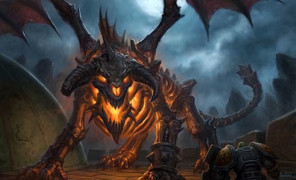 Dungeon Nightbane Large