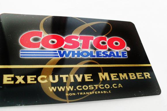 Discount Retailers Costco Membership Card Cost