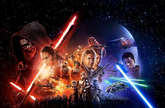 Disney Stock Star Wars Tfa