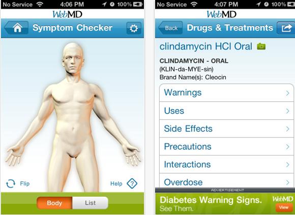 Wbmd App