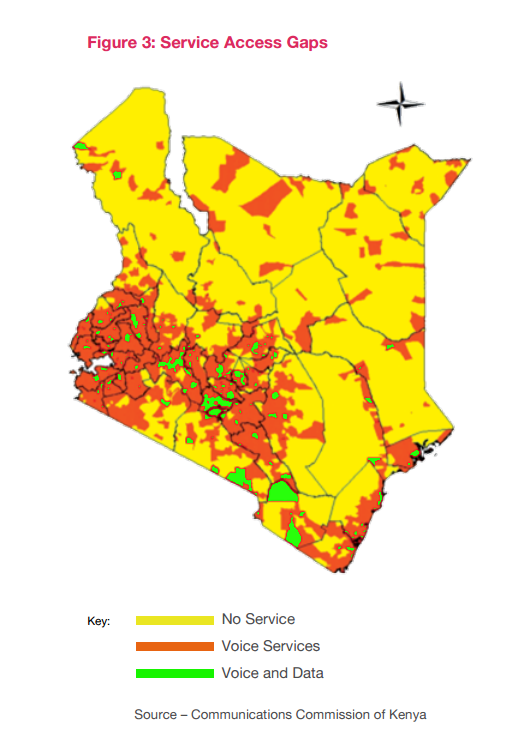 Kenya Voice And Data Service
