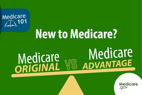 Medicare Vs Advantage