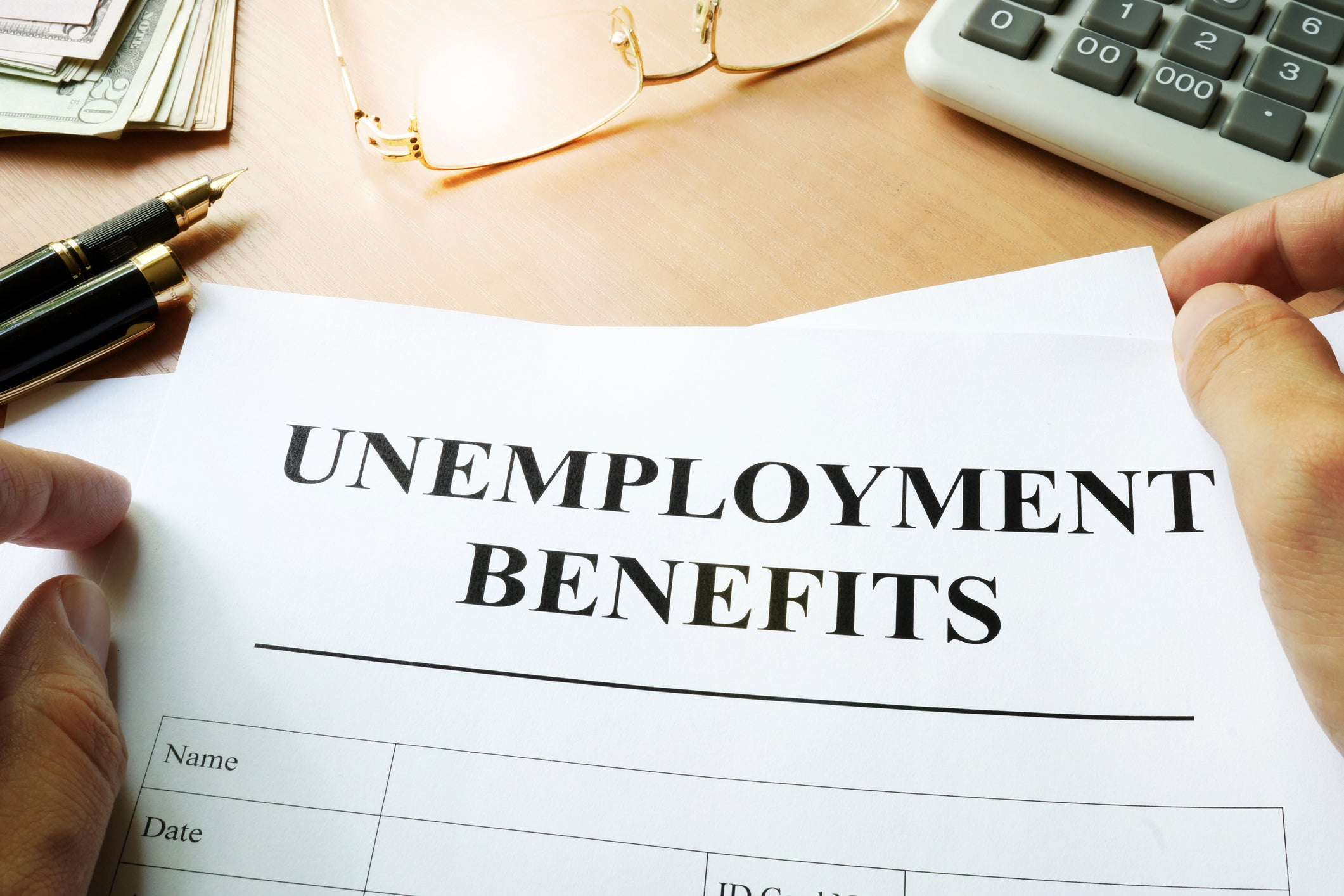 Trading binary options receiving unemployment benefits