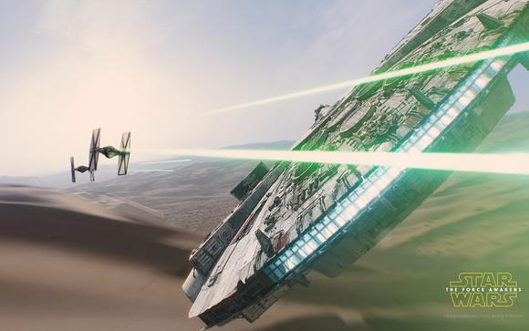 Star Wars Force Awakens Image