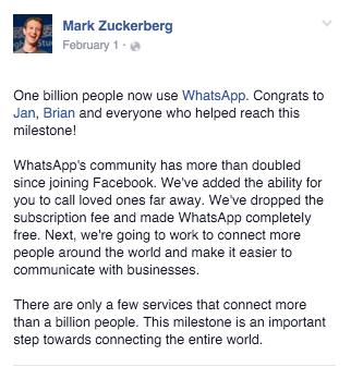 Facebook Zuck