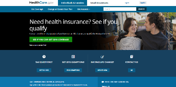 Healthcaregov Feb