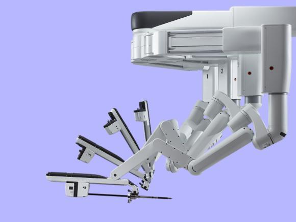 Isrg Da Vinci Xi Surgical Arms
