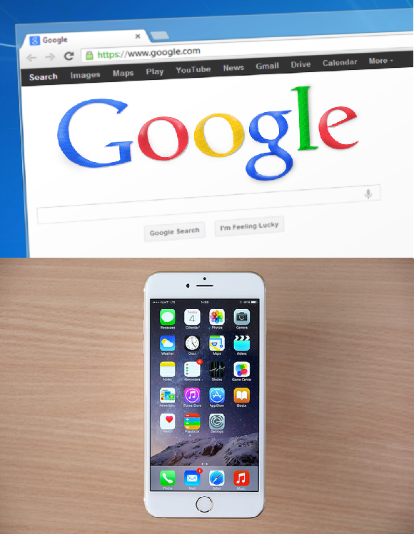 Google Vs Apple Products