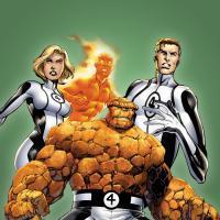 Fantastic Four Circle Image