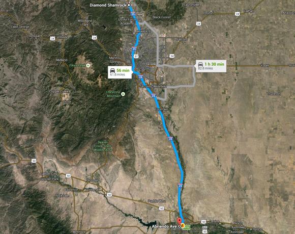 Tesla Autosteer Autopilot Route