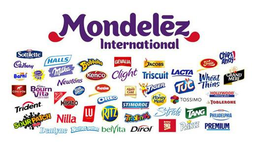 Mondelez Brands Rectangle