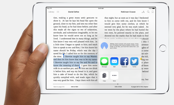 Ibooks Ipad