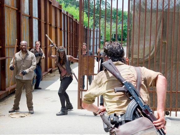 The Walking Dead By Amc Networks